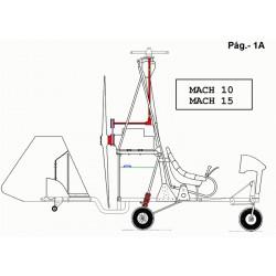 DESPIECE: Mach 15 y Falcon...