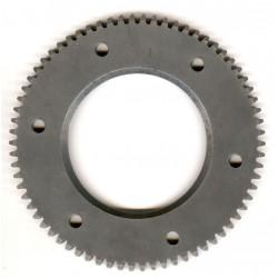 Corona de cabeza rotora